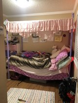 Girls Canopy Bed in Travis AFB, California