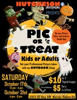 Pic or Treat Event in Warner Robins, Georgia