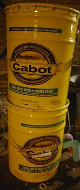 Cabot Semi-Solid Deck and Siding Stain in Fort Campbell, Kentucky