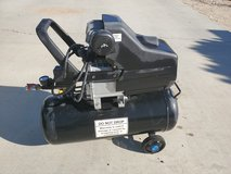 3HP, 8 Gallon air compressor in 29 Palms, California