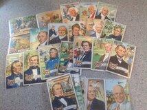 1956 US President Cards in Bartlett, Illinois