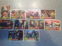 1956 Western Round up cards in St. Charles, Illinois