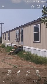 FOR SALE MOBILE HOME on 1 Acre HONDO NM w/Water Rights 16x80 in Alamogordo, New Mexico