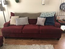 Couch and loveseat with ottoman in Travis AFB, California