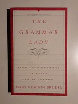 The Grammar Lady in Ramstein, Germany