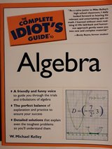 The complete idiot's guide to ALGEBRA in Ramstein, Germany
