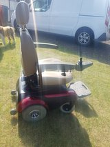 working battery wheelchair with charger in Lakenheath, UK