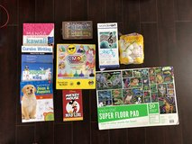 Crafts and Books in Plainfield, Illinois