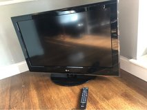LG 37 inFlat Screen TV in Plainfield, Illinois