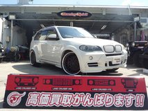 BMW X5 4.8i sports  PG 4WD 2007 HAMANN specification car in Okinawa, Japan