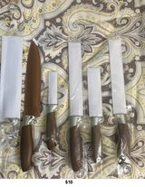 NEW: 5 Piece Knife Set in 29 Palms, California
