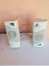Two Multimedia Speakers in Yucca Valley, California