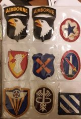 Army patches in Clarksville, Tennessee