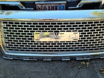 Aftermarket GMC Denali type grille in Warner Robins, Georgia