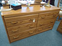 Wood Tone Dresser in Naperville, Illinois