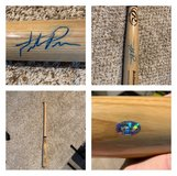 HUNTER PENCE Autographed RAWLINGS BIG STICK BAT W/COA Giants, Phillies, Astros in Baytown, Texas