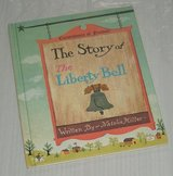 RARE Vintage 1965 The Story of The Liberty Bell Hard Cover Book Cornerstone of Freedom Series in Chicago, Illinois