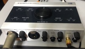 audio interface komplete 6 , perfect condition in Okinawa, Japan