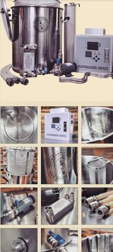 Complete Home Brewing system in Stuttgart, GE