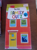 Family Quiz in Yucca Valley, California