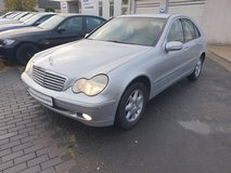 2003 MERCEDES C200 KOMPERSSOR*A/C +Cruise control +PDC *NEW INSPECTION in Spangdahlem, Germany