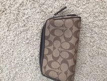 Coach cosmetic bag in St. Charles, Illinois