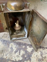 Antique Binnacle in Fort Polk, Louisiana