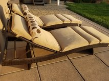 Patio chaise lounges in Travis AFB, California