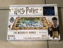 Wizarding World of Harry Potter 4-D Puzzle New in Travis AFB, California