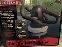 Buffer and Polisher for vehicles 7 in. (Craftsman) in Ramstein, Germany