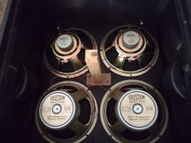 Celestion G12h set of 4 in Yucca Valley, California