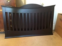 Full size headboard and footboard in Clarksville, Tennessee