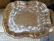 Silver plated Anniversary Plate in 29 Palms, California