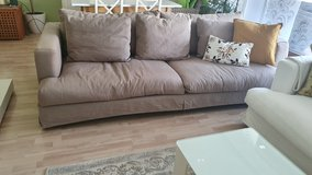 Who's perfect Karma Big sofa, Couch 240cm in Stuttgart, GE