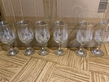 Set of 6 glasses in Leesville, Louisiana