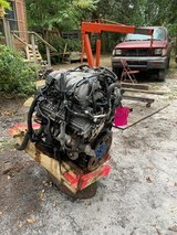 Toyota 3.4L 95 to 99 engine. (FOR PARTS ONLY) Blown block. in Beaufort, South Carolina