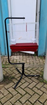 Bird Cage with stand in Lakenheath, UK