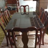 large table 6chair in Fort Polk, Louisiana