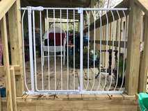 Expanding Dog or Baby Gate in Cleveland, Texas