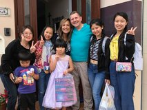 Become a Host Family for Cultural Exchange! in Okinawa, Japan