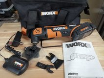 Worx sonic tool in Ramstein, Germany