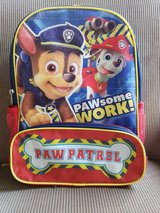 Paw Patrol Pawsome Work Backpack in Westmont, Illinois