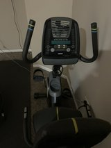 Exercise bike in Chicago, Illinois