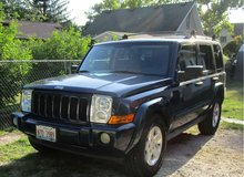 Jeep Commander in Orland Park, Illinois