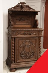 Freddy's - Louis XIII cabinet in Spangdahlem, Germany