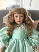 Leonardo Porcelain Doll in Lakenheath, UK