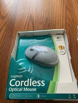 New Logitech Cordless Optical Mouse in Kingwood, Texas