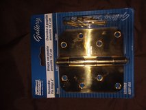 Brass Hinges-solid brass in Bartlett, Illinois