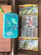 Tackle box and more in Alamogordo, New Mexico