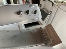 Whirlpool electric dryer in The Woodlands, Texas
